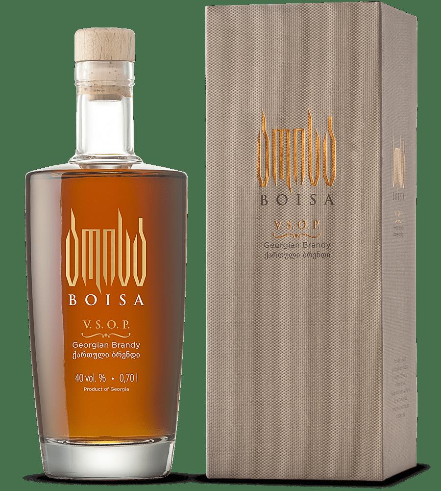 Boisa V.S.O.P. Georgian Brandy 0.7L