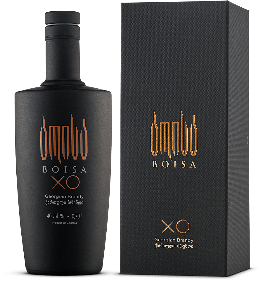 Boisa X.O. Georgian Brandy 0.7L