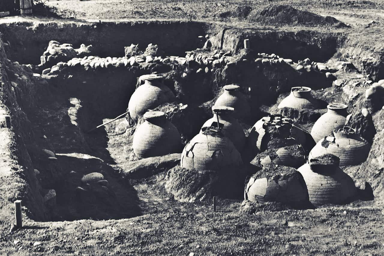 Gerogia history, Marani
