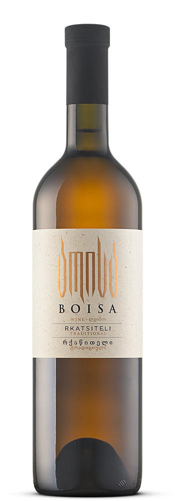 Boisa rkatsiteli traditional 0.75L